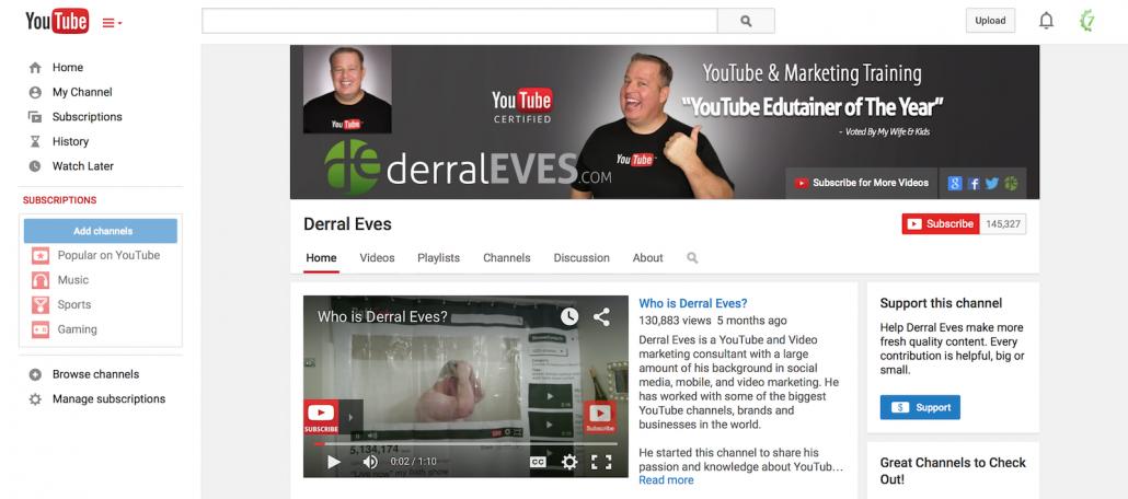 YouTube 2 Channel Art