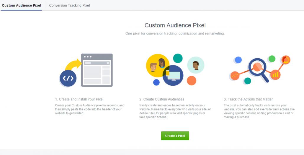 custom audience pixel